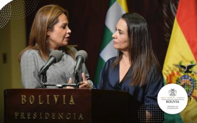 8000 MUJERES BOLIVIANAS, SERÁN CAPACITADAS EN POLÍTICA