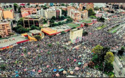 """Colombianos """"Vergonzantes"""" en medio de la crisis"""